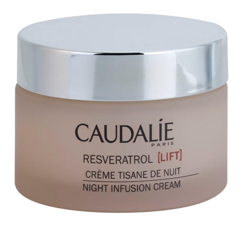 Caudalie Resveratrol [Lift] Regenerating Night Cream With Smoothing Effect